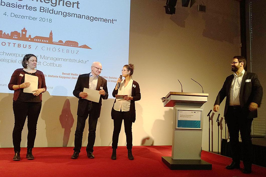 Fachforum 'Bildung integriert' Leipzig 04.12.2018